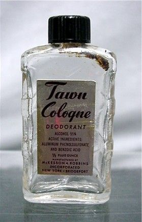 Tawn Cologne Men's Grooming Product
