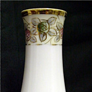 Nippon Porcelain Hatpin Holder for Hat Pin