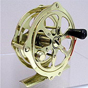 American Solid Brass Fly Reel 50% OFF