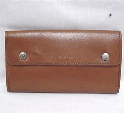 Leather Fly Wallet 50% OFF