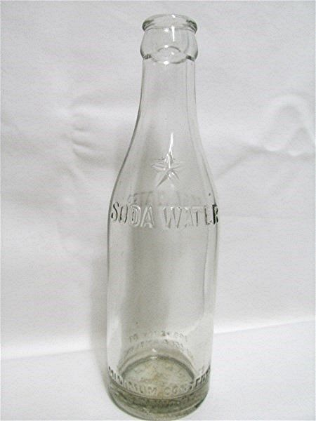 Coca Cola Bottle Circa 1900-1915