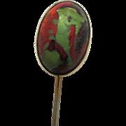 Stickpin Black Opal Coloring