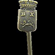Stickpin Souvenir of Bayeux France
