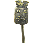 Stickpin Souvenir of Bayeux France