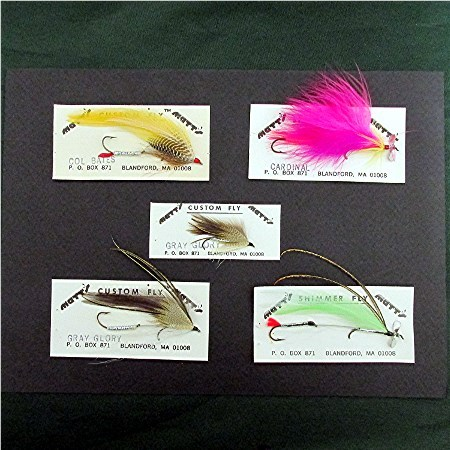 Fly Fishing Flies 5 Different Streamers 50% OFF