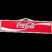 Tin Coca Cola Sign