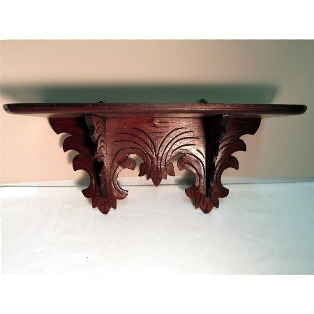 Victorian Clock Shelf Circa 1870 50% OFF