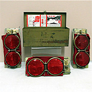 Car Emergency Reflector Flare Kit