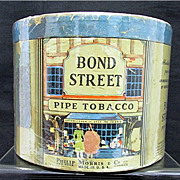 Bond Street Pipe Tobacco Cardboard Packaging 50% OFF