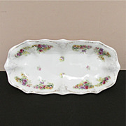 German Porcelalin Serving Dish