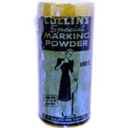 Collins Special Marking Powder for Hemming