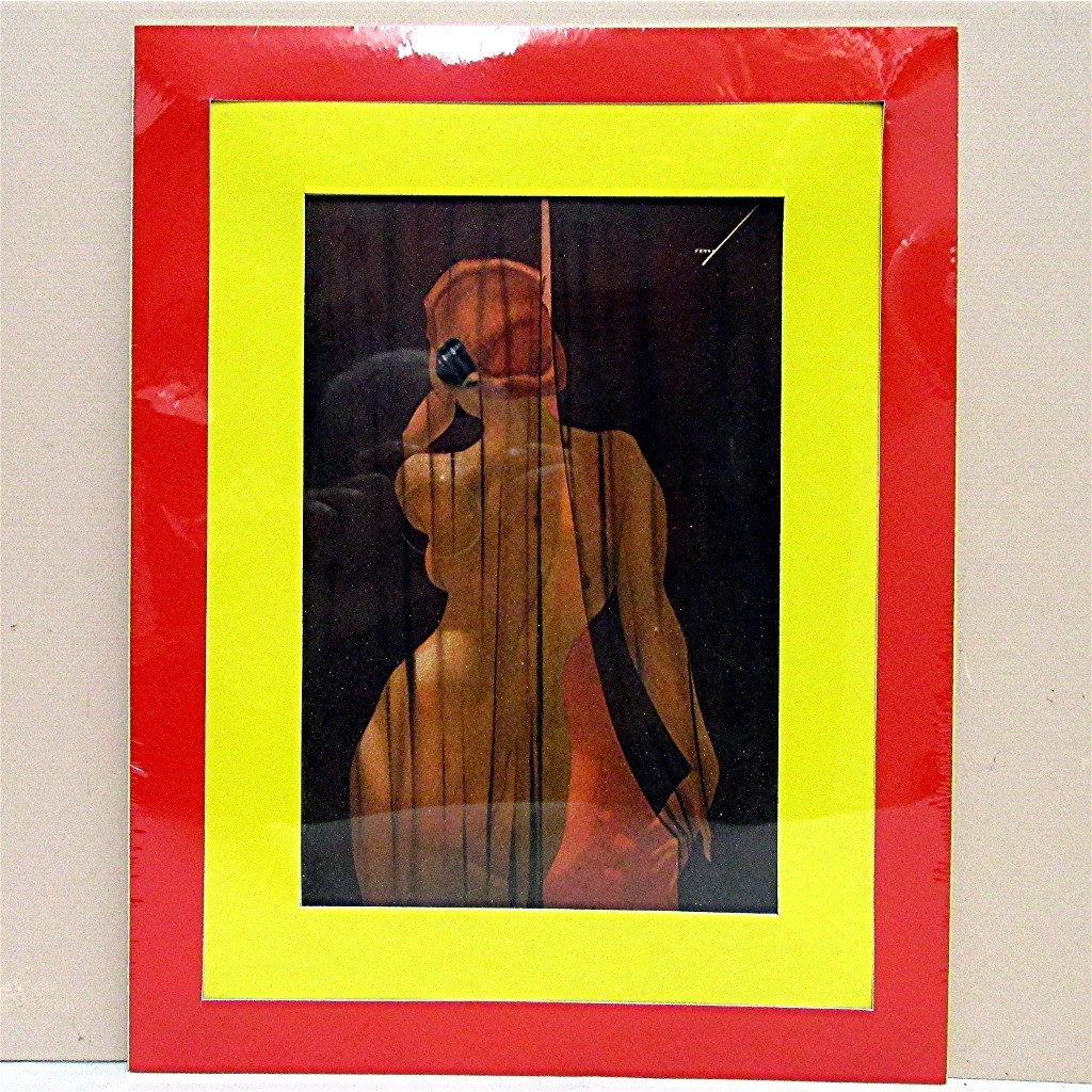 George Petty Pin Up Girls: October 1937 George Petty Print 50% Off From Drury On Ruby