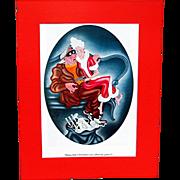 Rodney DeSarro  Satirical Cartoons from 1936 Esquire Magazine