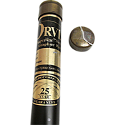 "52 1/2"" long Orvis Super Fine Rod Tube"