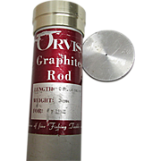 "SOLD    26 1/2"" long Orvis Fly Rod Tube"