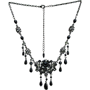 Draping Victorian Style Necklace Made by VCLM