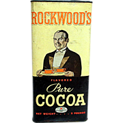 Advertising Rockwoods Cocoa
