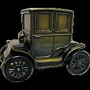Car Bank 1910 Baker Electric Car Cast Metal