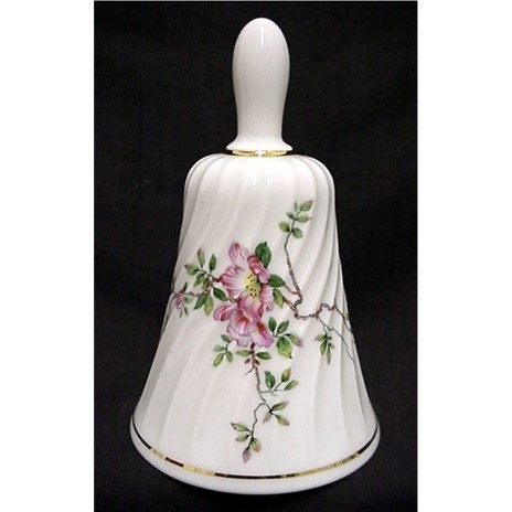 Porcelain Dinner Bell Limoges