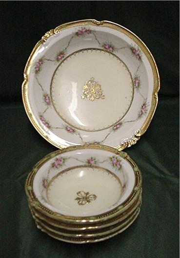 Nippon Salad Set Master Bowl and Four Servings