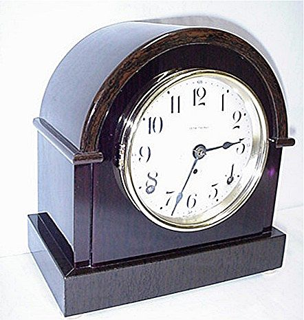 Antique Seth Thomas Mantle Clock Mint Restored Condition