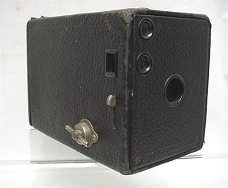 Camera Brownie No. 2 Model D