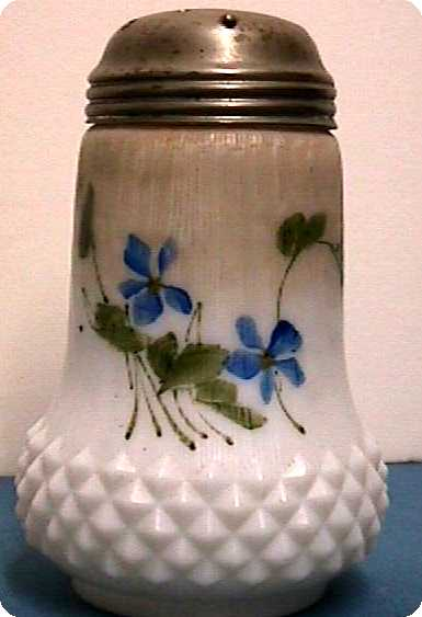 Sugar Shaker Antique American Victorian Glass