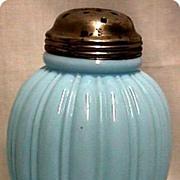 Sugar Shaker American Antique Glass 1895
