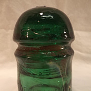 Brookfield, New York, Green Dome Insulator - 'PONY'