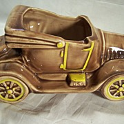 McCoy Pottery Co. Car planter