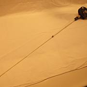Vintage Ice Fishing Rod & Reel