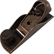 Stanley No. 220, Type 1 Block Plane--Woodworking Tool