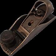 Stanley No. 220, Type 1 Block Plane--Woodworking Tool
