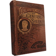 Life and Deeds of General Sherman By Henry D. Northup c.1891