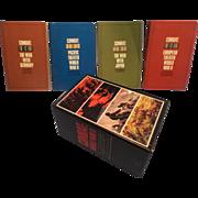 Combat: World War II (4 volume set in Slipcase) Paperback – First Printing Oct. 1966