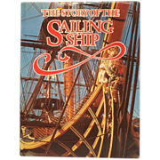 The Story of the Sailing Ship by Rosemary & Colin Mudie - Nautical Book