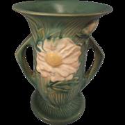 Roseville Pottery Peony Vase - No. 59-6 - Year 1942