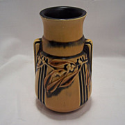 Roseville Pottery Co. --  Laurel Vase 667-6