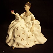 Royal Doulton Figurine--My Love--HN 2339