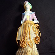 Half Doll Whisk Broom