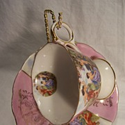 Royal Halsey Bone China Cup & Saucer