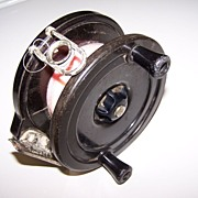 Steelite No.1869 Casting Fishing Reel-- Australia--Exc Cond
