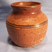 """Moore"" pottery Jardiniere"