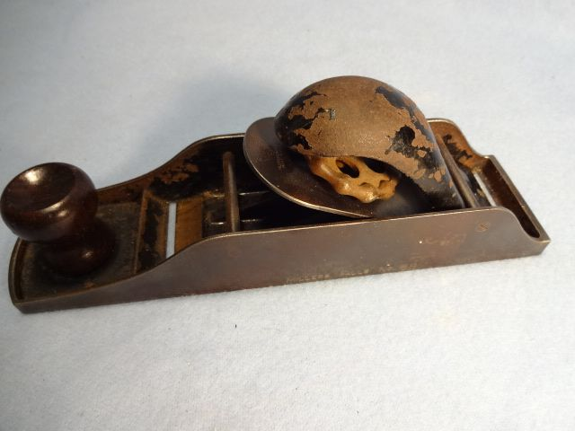 Millers Falls No. 68 Double End Block Plane; Woodworking Tool