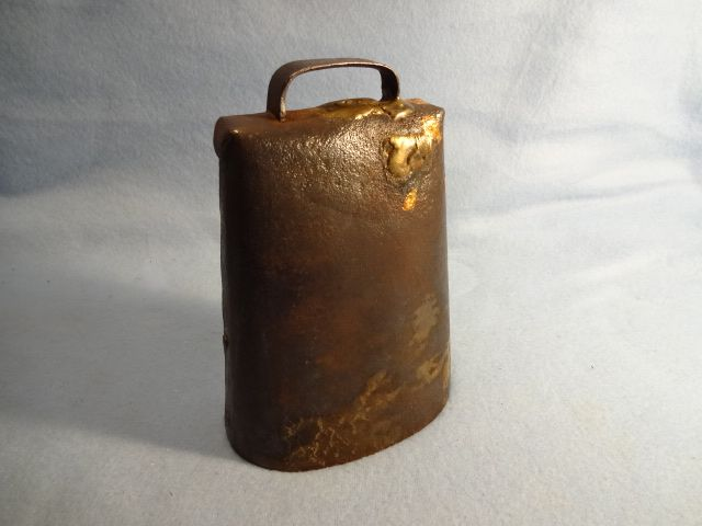 Vintage American Hand Made Cow Bell