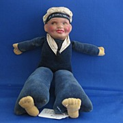 Composition Sailor Doll