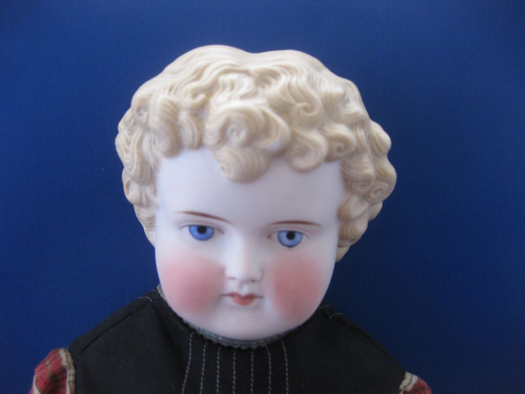 Antique Parian Doll