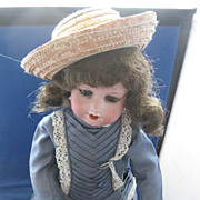 Bisque  German Doll  Armand Marseille