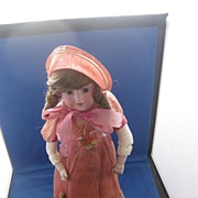"German Bisque Doll "" Armand Marseille"""