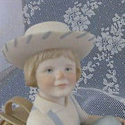 "Porcelain Cybis  Figurine ""Little Jamie"""